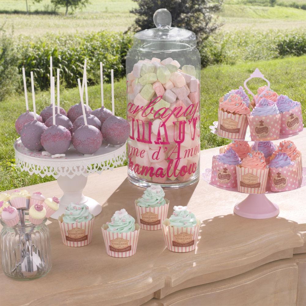 bo 238 te de 24 caissettes 224 cupcake 232 ge maisons du monde