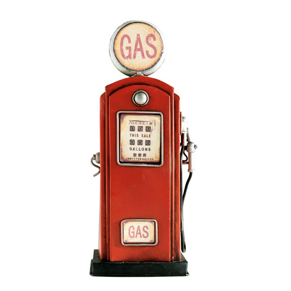 Tirelire pompe essence maisons du monde for Pompe a essence deco