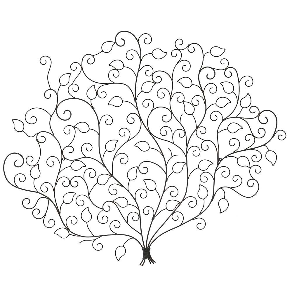 D coration murale branches maisons du monde for Decoration murale monde