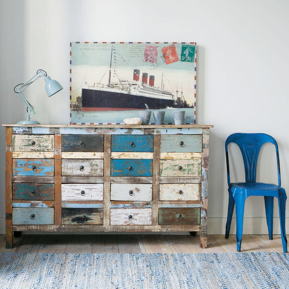 Comptoir calanque maisons du monde - Comptoir du monde meubles ...