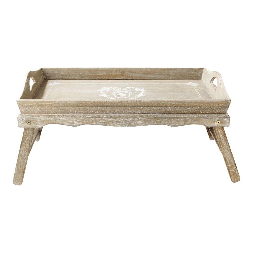 plateau petit dejeuner maison du monde table de lit. Black Bedroom Furniture Sets. Home Design Ideas