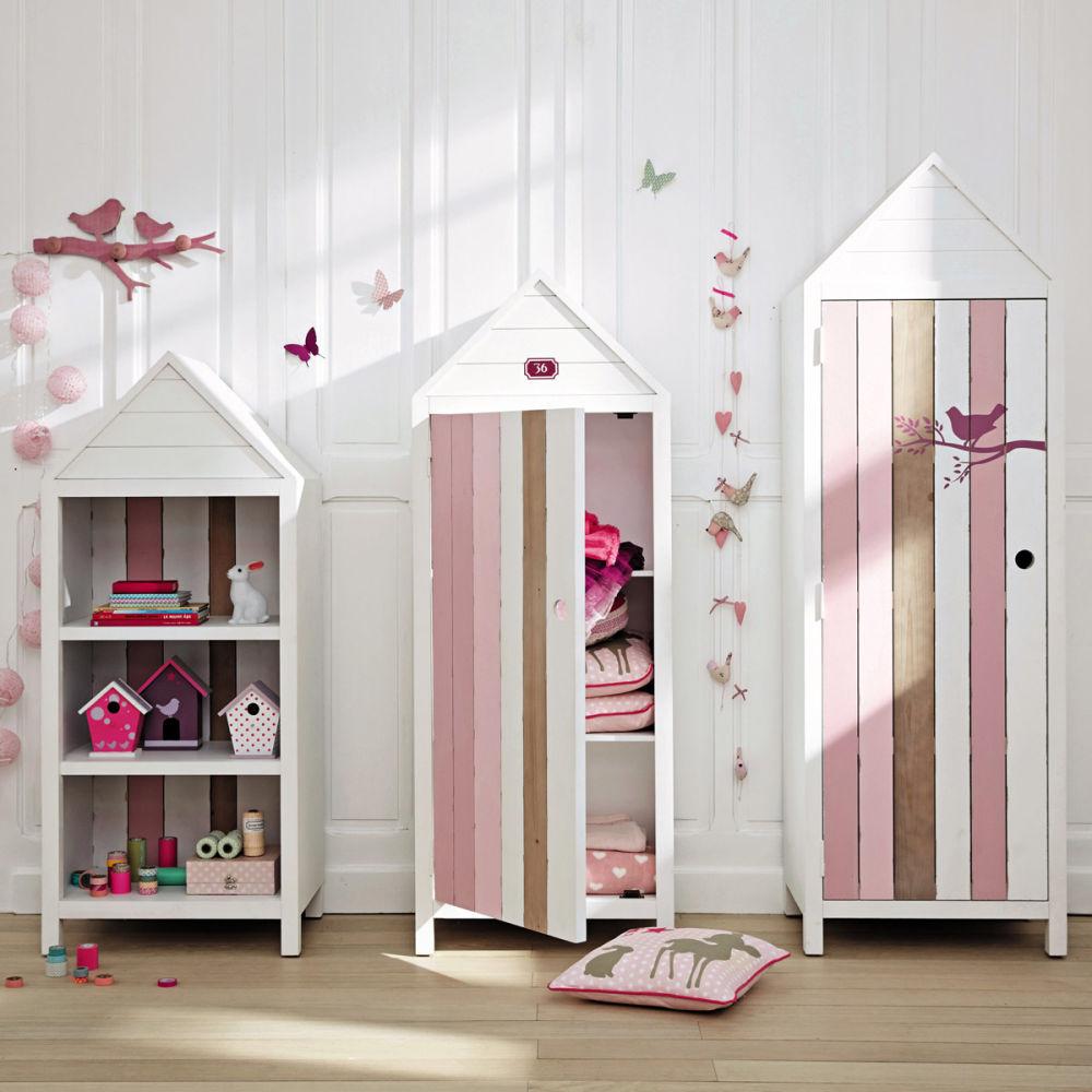 Child 39 s beach hut cupboard violette maisons du monde - Maison du monde armoire ...