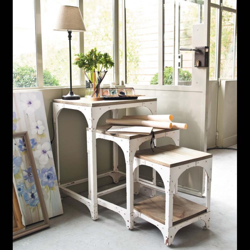 Tendance esprit r cup mobilier canape deco for Set de table maison du monde