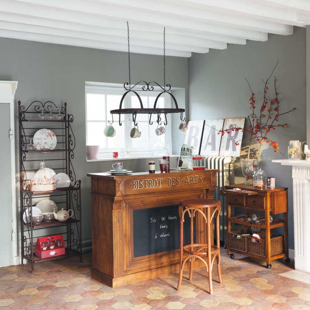 Maisons du monde for Decoration de bar maison