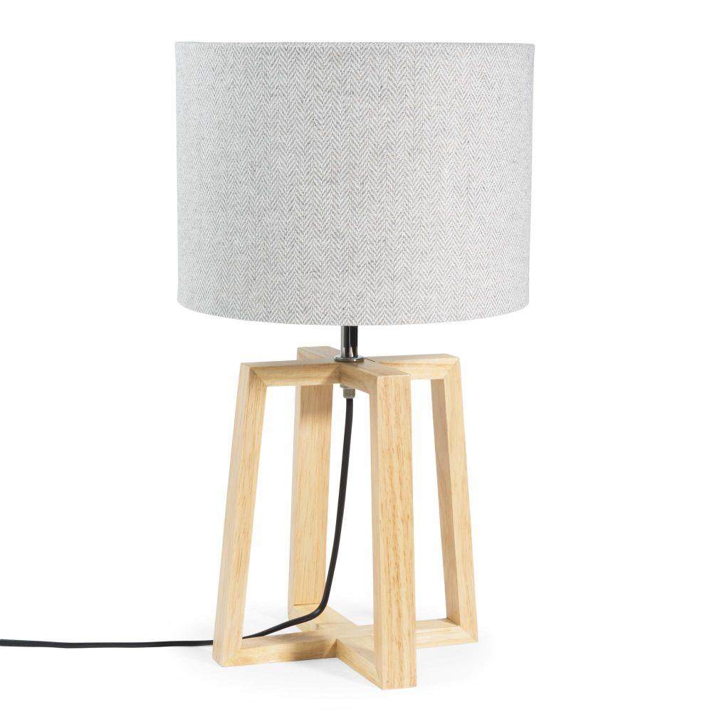 lampadaire bois maison du monde. Black Bedroom Furniture Sets. Home Design Ideas