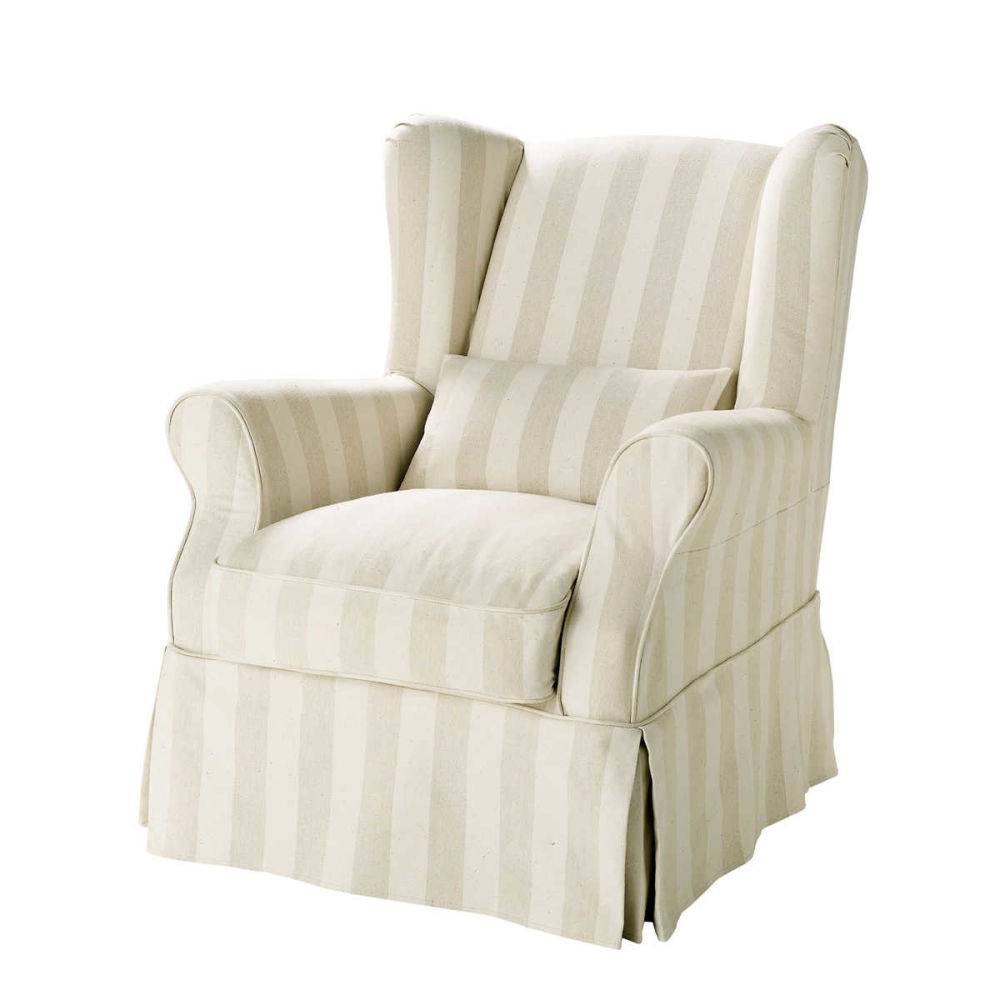 Fauteuil housse for Housse fauteuil relax