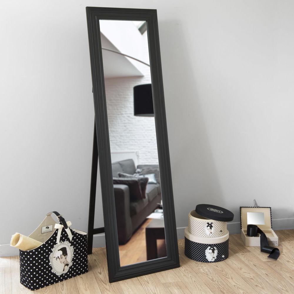 Psych napoli noir for Miroir 80x160
