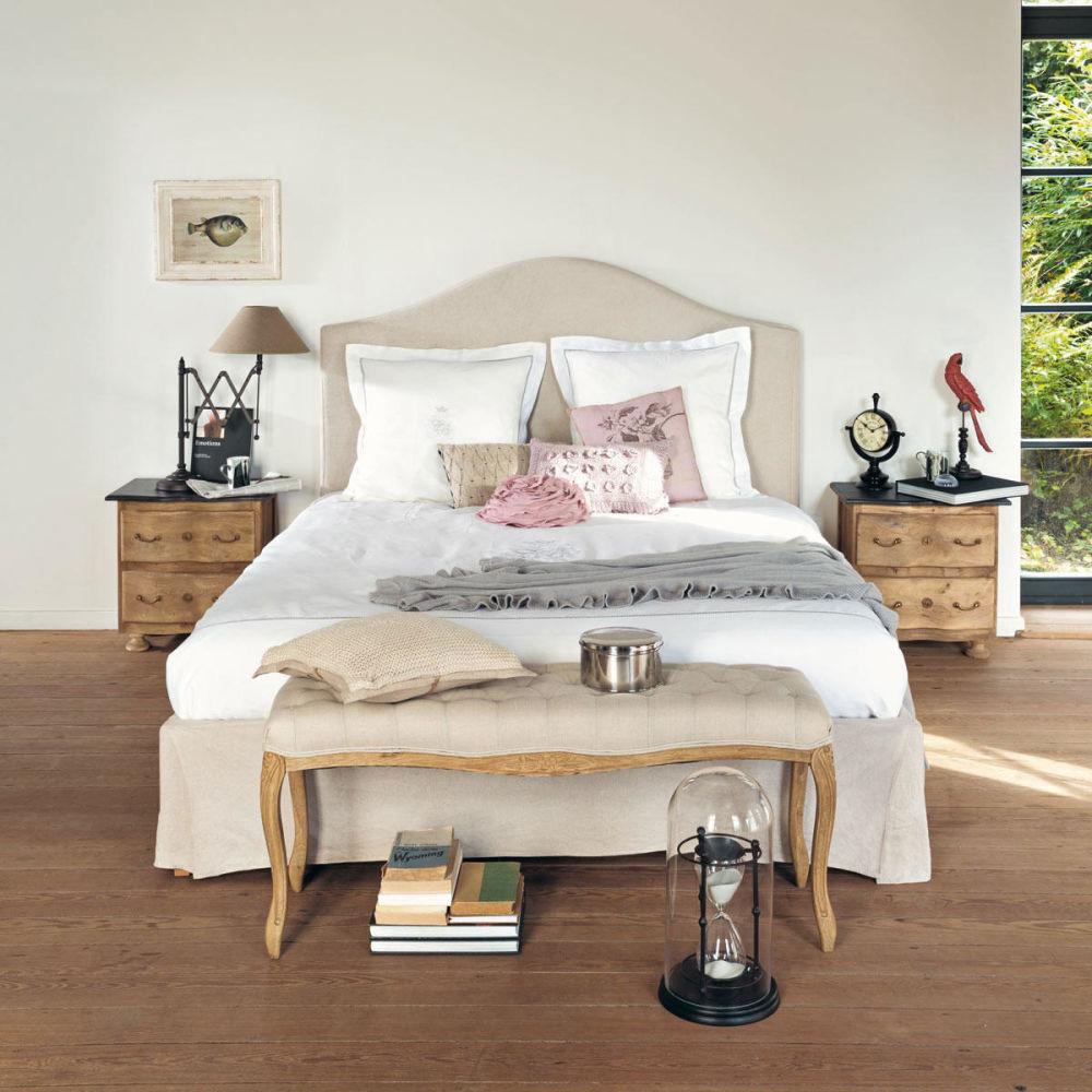 parure habsbourg 240x220 maisons du monde. Black Bedroom Furniture Sets. Home Design Ideas