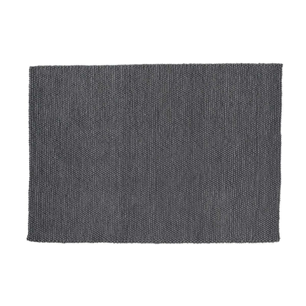 Tapis gris anthracite industry 140x200 maisons du monde - Tapis gris anthracite ...
