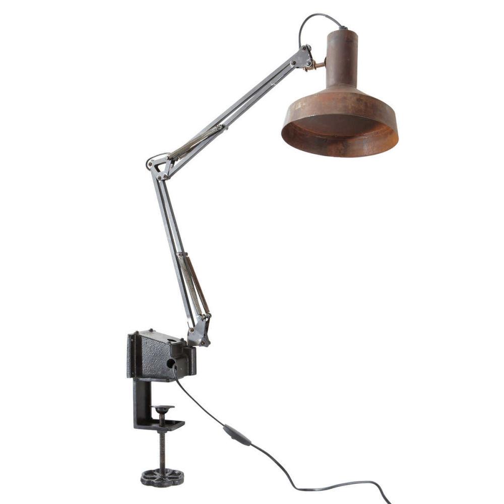 Lampada da tavolo industriale John  Maisons du Monde