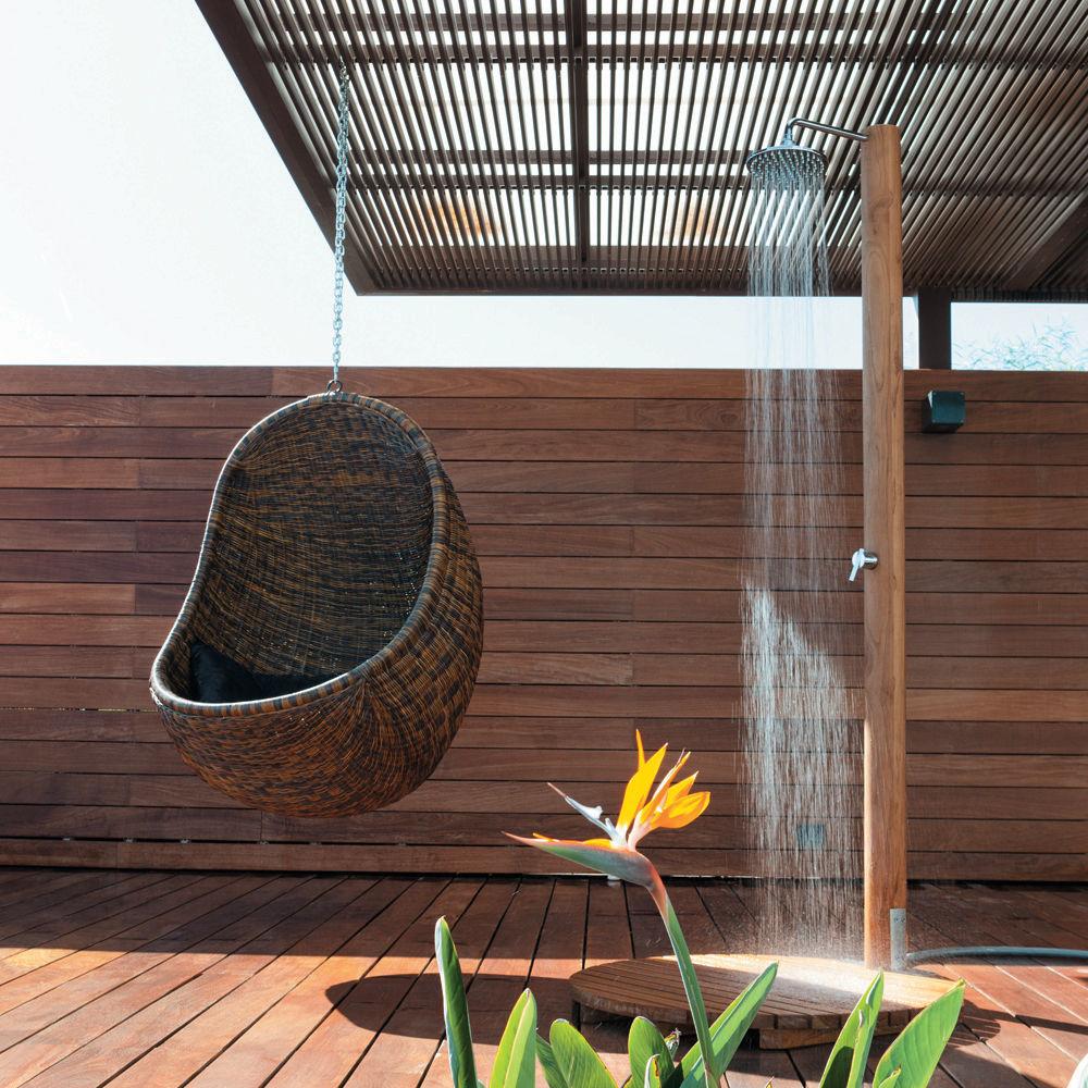 meubles fauteuils et hamacs fauteuil de jardin suspendu rotin jungle