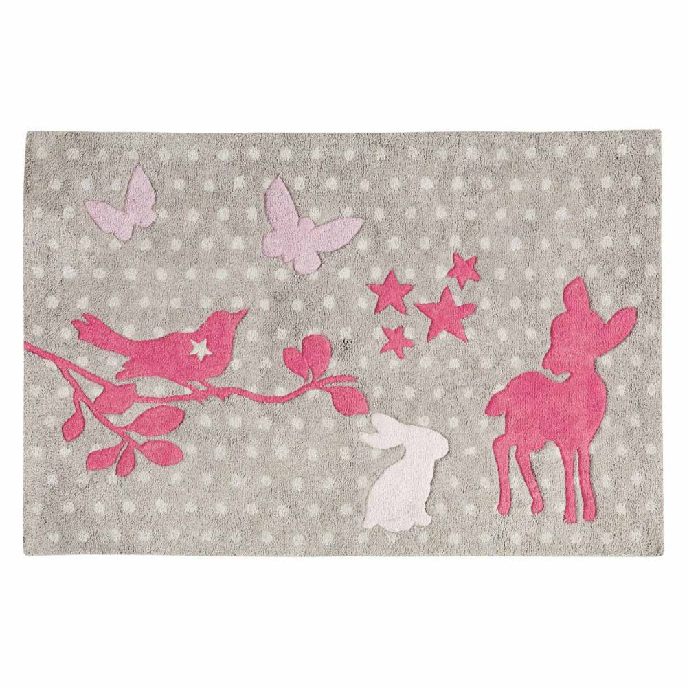 Bambi tapijt  Maisons du Monde