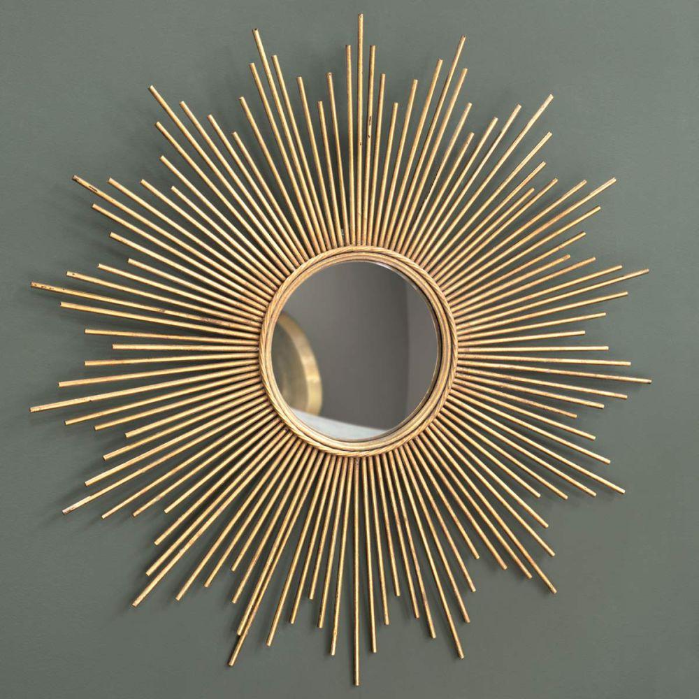 Miroir Soleil Maison Du Monde