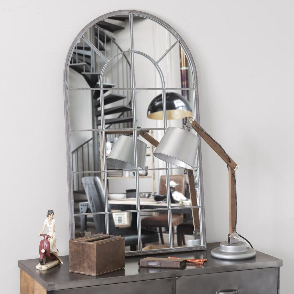 Miroir salle de bain maison du monde maisons du monde for Miroir hd pro