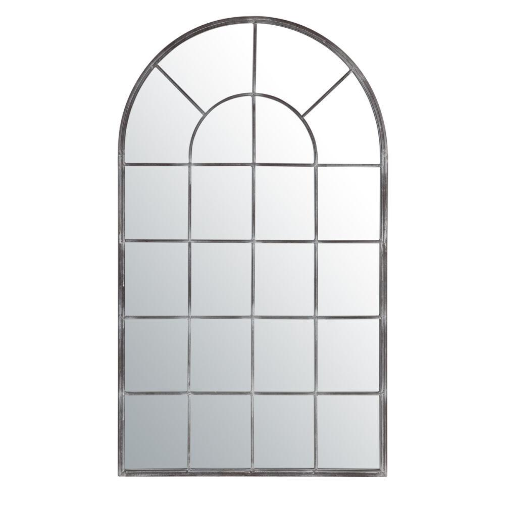 Miroir en m tal h 110 cm arcade maisons du monde - Arcade spiegel ...