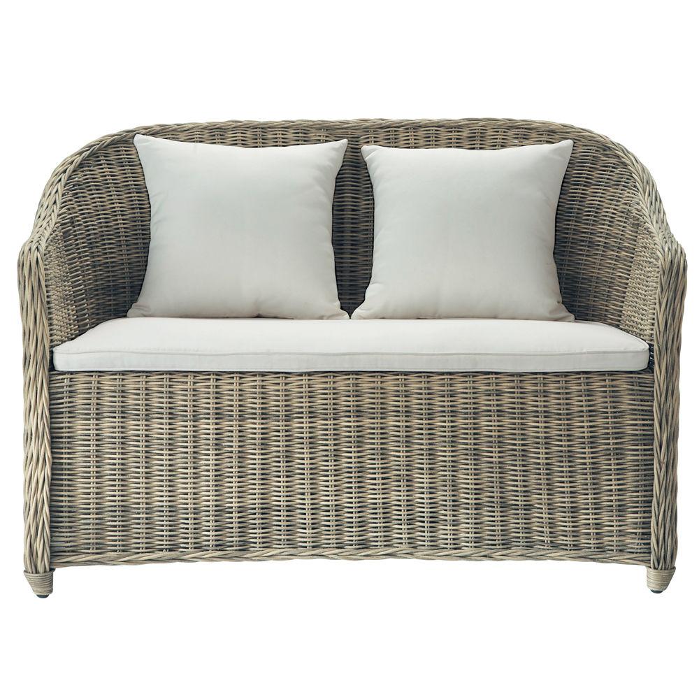 banquette d 39 ext rieur 2 places saint rapha l maisons du. Black Bedroom Furniture Sets. Home Design Ideas