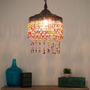 Lustre Acrylique Confetti