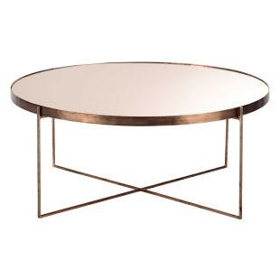 Table Basse Avec Miroir Comète