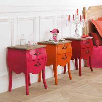 Chevet rose Haute couture pour 229€