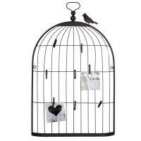 Pêle-mêle cage oiseau Rusty petit modèle pour 20€