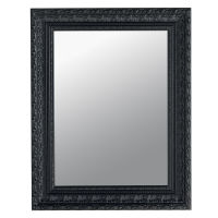 Miroir Marquise noir 76x96 pour 129€