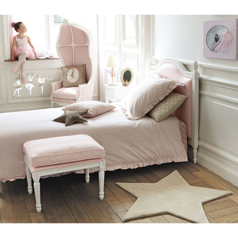 pin t te de lit enfant rose louis on pinterest. Black Bedroom Furniture Sets. Home Design Ideas
