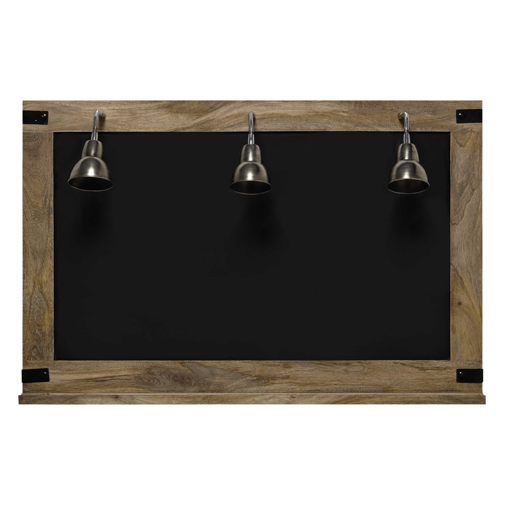 3 applique lavagna 85 x 130 cm factory maisons du monde. Black Bedroom Furniture Sets. Home Design Ideas