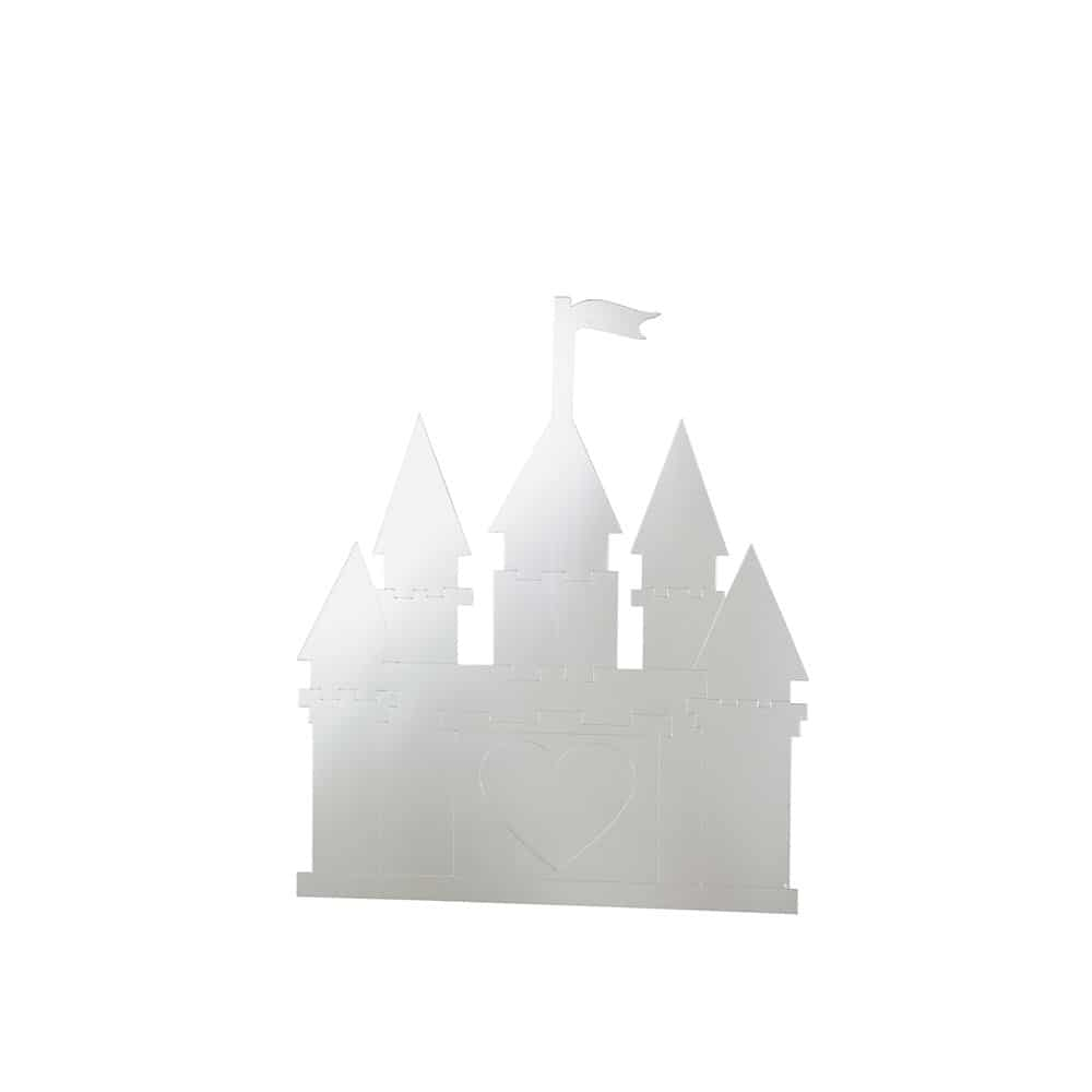 Adhesivo espejo castle maisons du monde - Espejo adhesivo ...