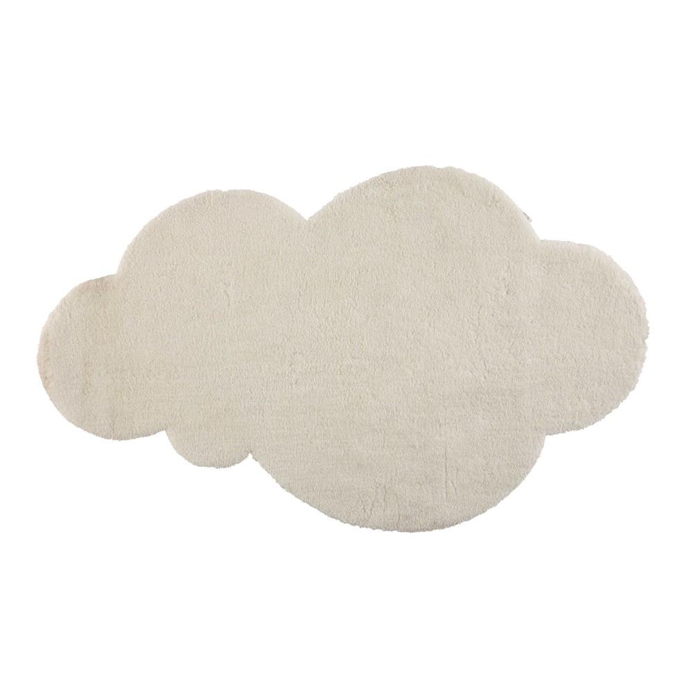 Alfombra nube de pelo corto crudo 125 x 200 cm maisons - Alfombras maison du monde ...