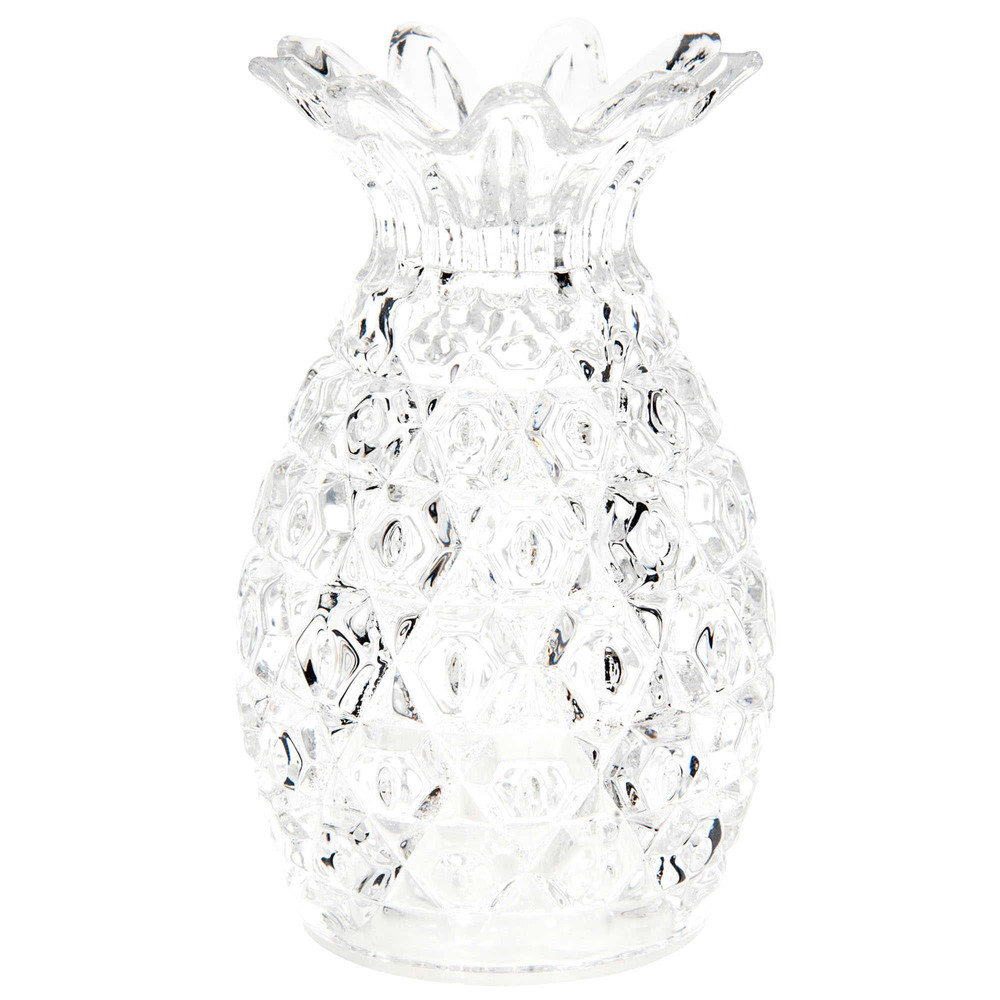ananas glass salt cellar maisons du monde. Black Bedroom Furniture Sets. Home Design Ideas
