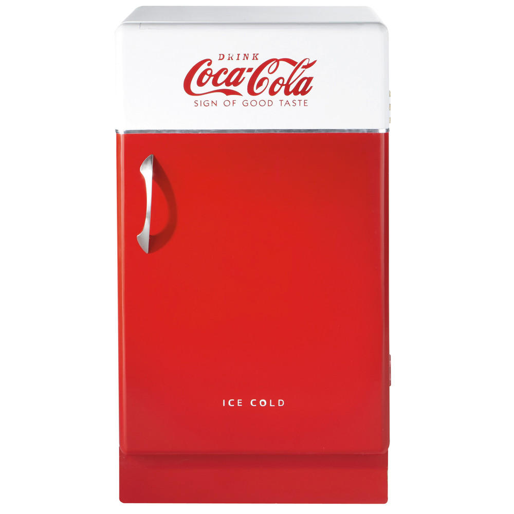 anrichte aus holz b 50 cm rot coca cola coca cola maisons du monde. Black Bedroom Furniture Sets. Home Design Ideas