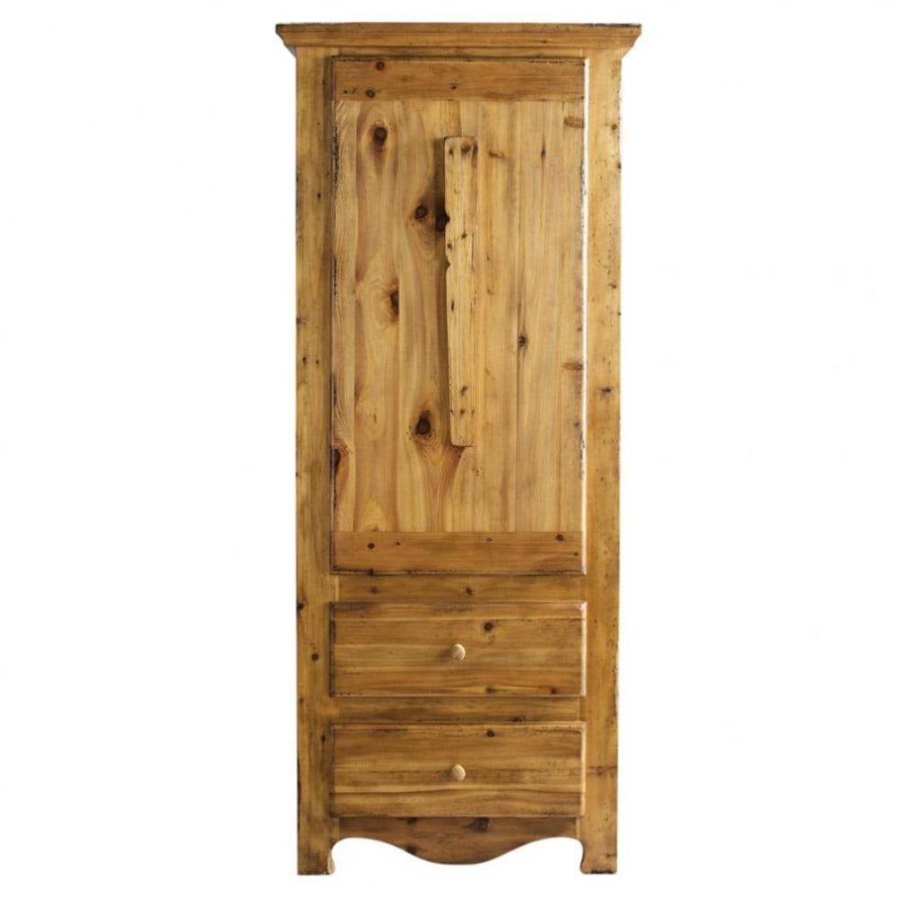 armoire de berger sweet home maisons du monde. Black Bedroom Furniture Sets. Home Design Ideas