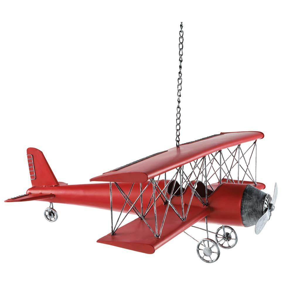 deco avion maison du monde - avion explorateur maisons du monde