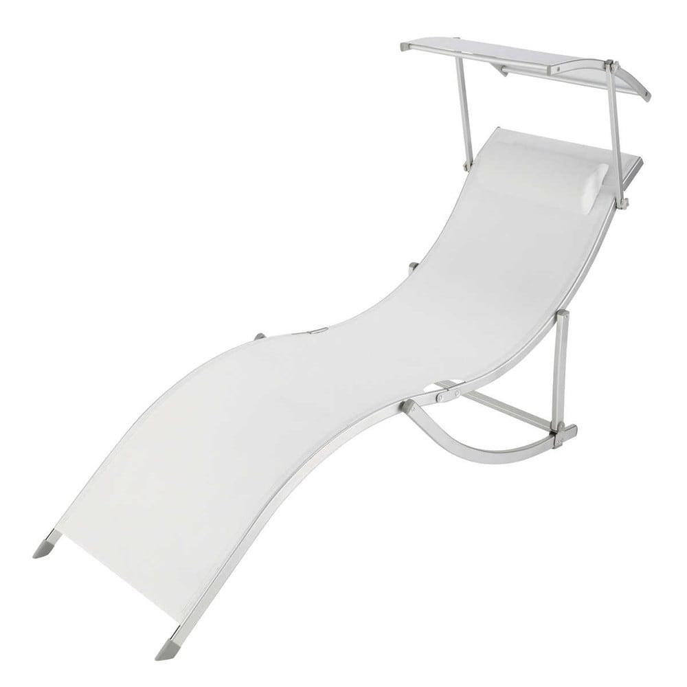 bain de soleil en m tal l 133 cm t n rife maisons du monde. Black Bedroom Furniture Sets. Home Design Ideas