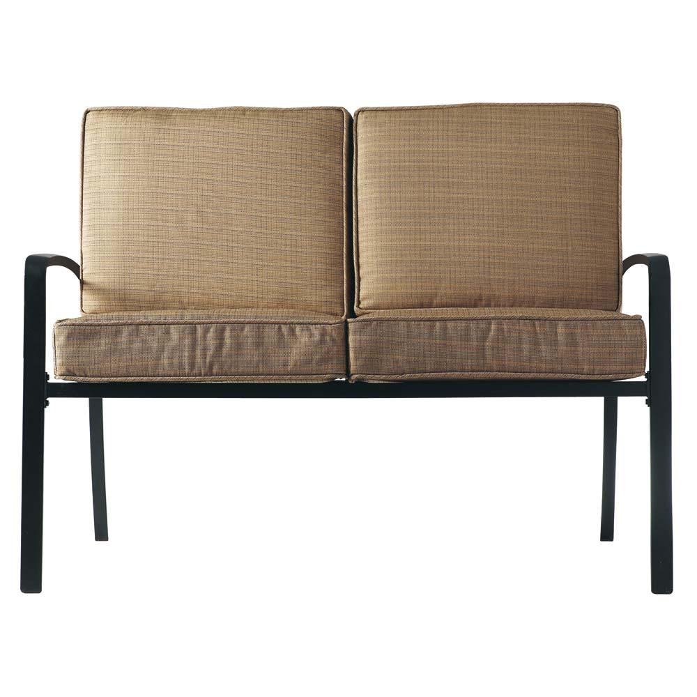 banquette 2 places bodrum maisons du monde. Black Bedroom Furniture Sets. Home Design Ideas