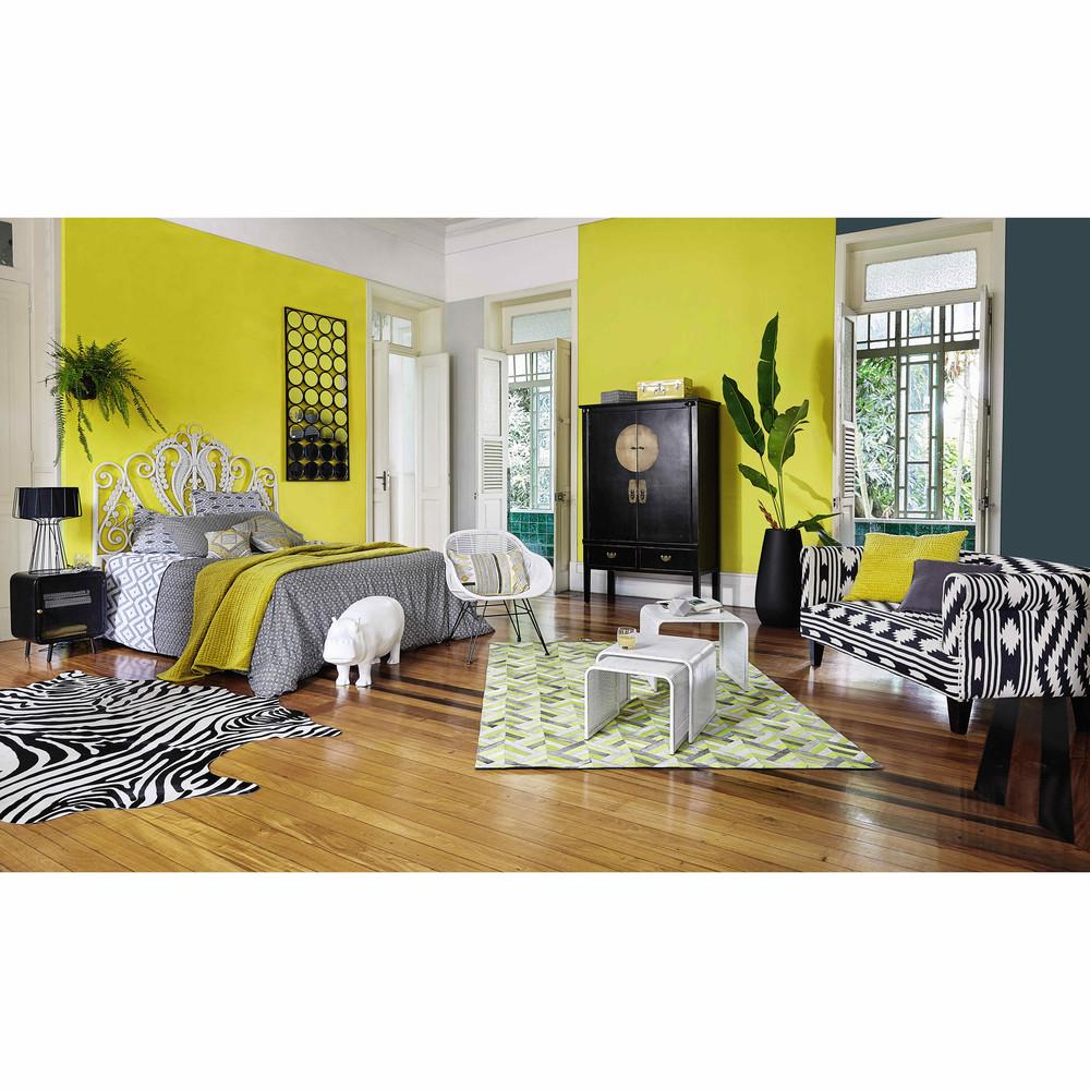 good je ne sais pas vous mais luun de mes coups de cur chez maisons du monde est cette. Black Bedroom Furniture Sets. Home Design Ideas