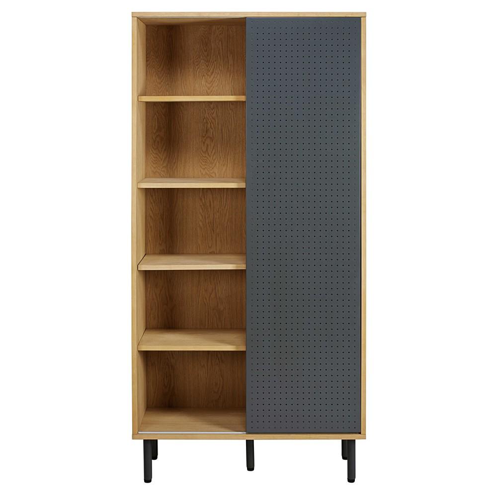biblioth que bronx maisons du monde. Black Bedroom Furniture Sets. Home Design Ideas