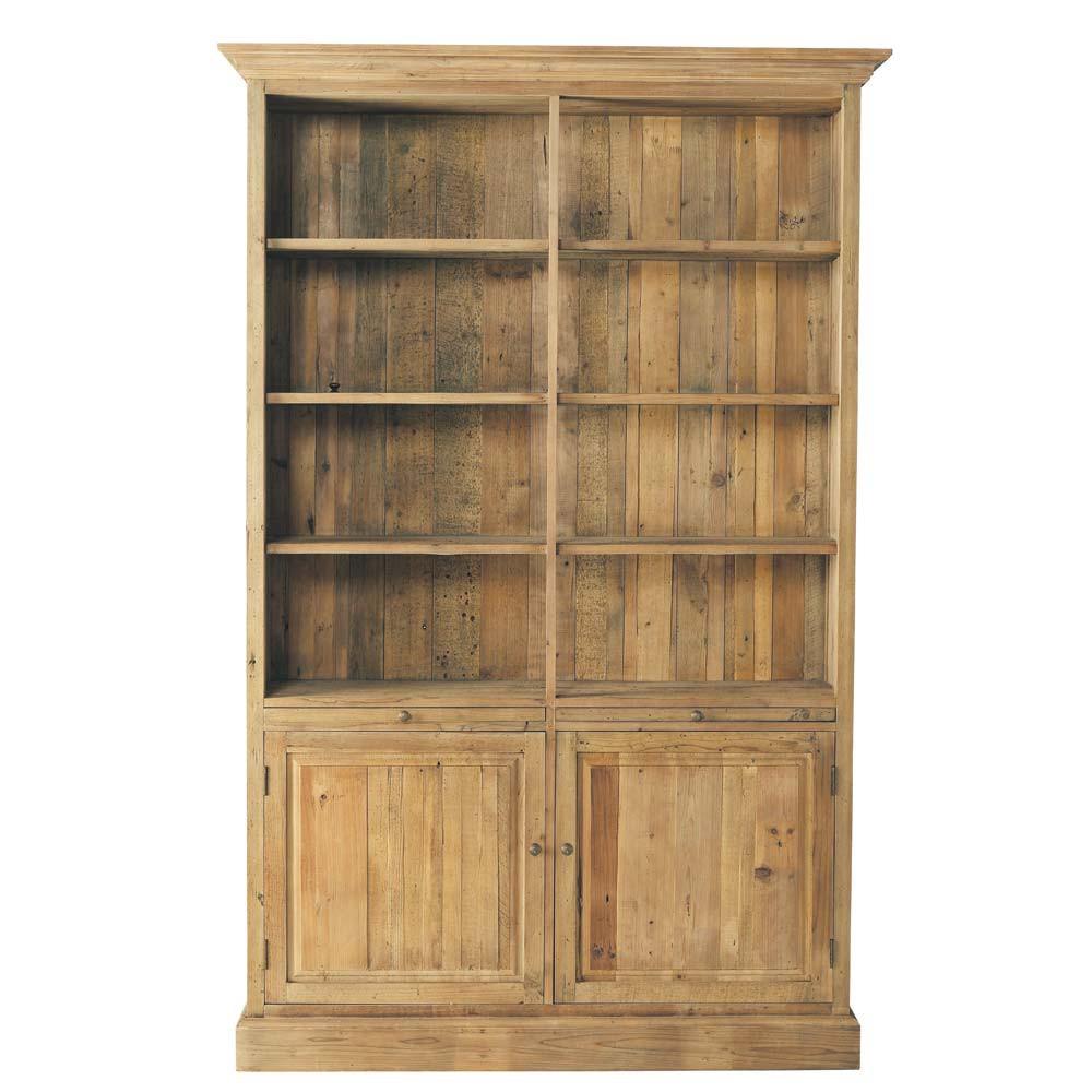 Biblioth que dordogne maisons du monde - Bibliotheque meuble maison du monde ...