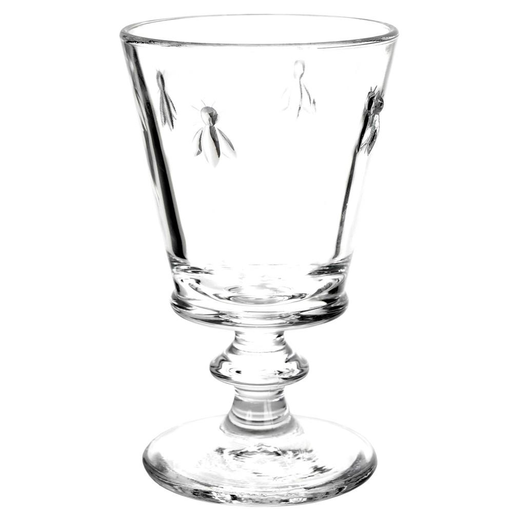 Bicchiere in vetro abeille maisons du monde - Mobiletti in vetro ...