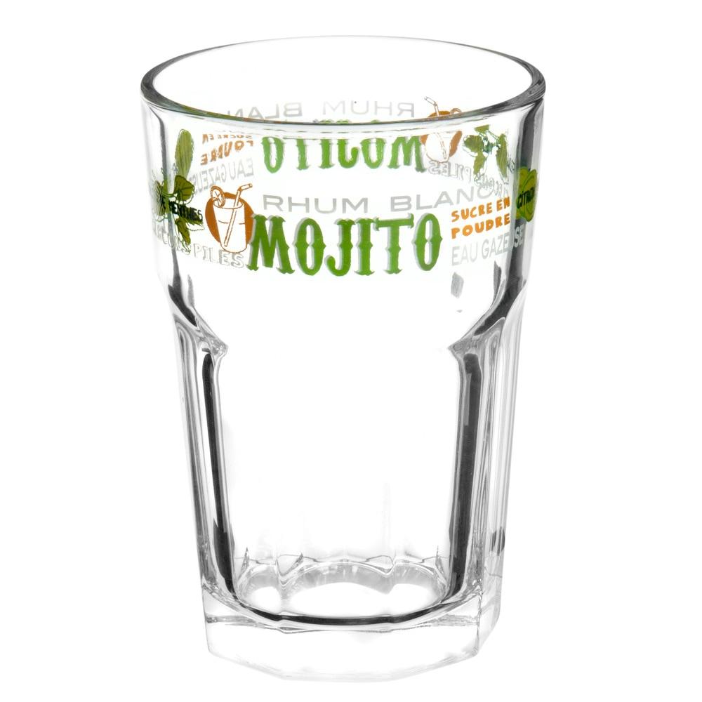 Bicchiere verde in vetro mojito maisons du monde for Maison du monde bicchieri