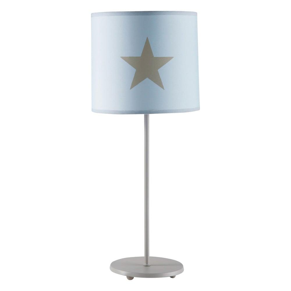 Blauwe pastel kinderlamp maisons du monde - Maison du monde lampe de chevet ...