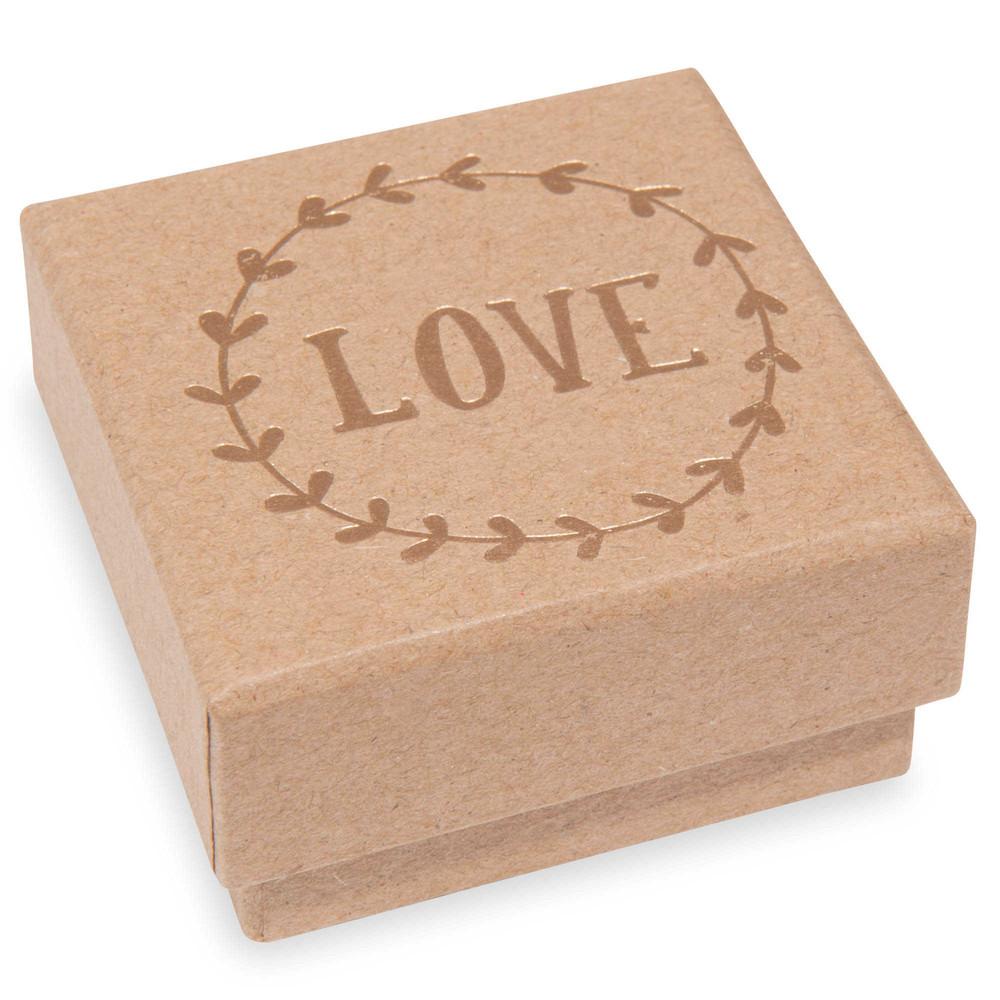 Bo te cadeau 6 x 6 cm modern love maisons du monde - Maison du monde bon cadeau ...