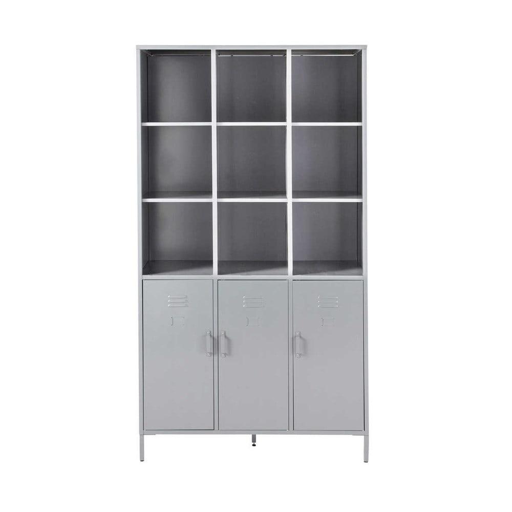 b cherregal metall grau cirrus cirrus maisons du monde. Black Bedroom Furniture Sets. Home Design Ideas