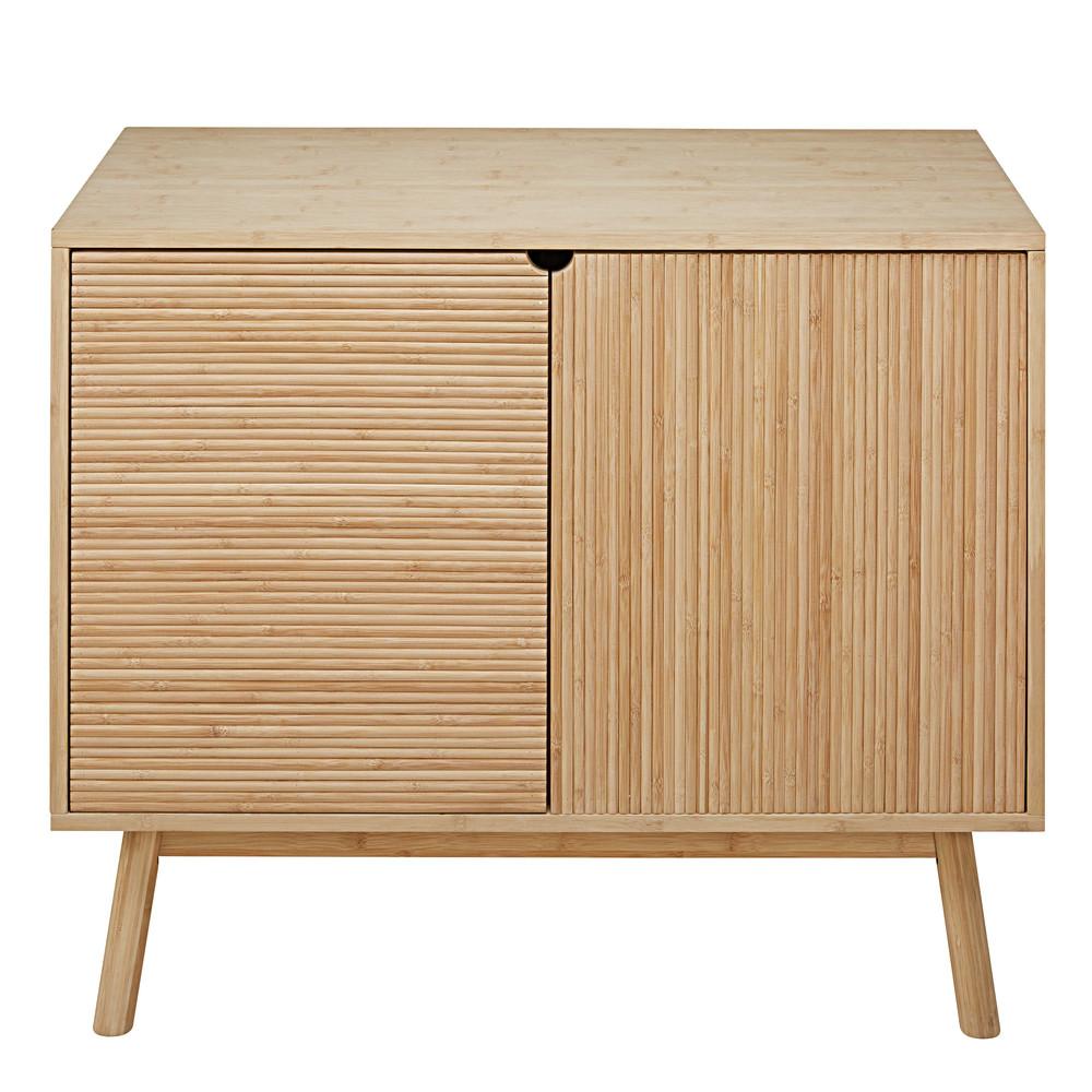 buffet 2 portes mawai maisons du monde. Black Bedroom Furniture Sets. Home Design Ideas