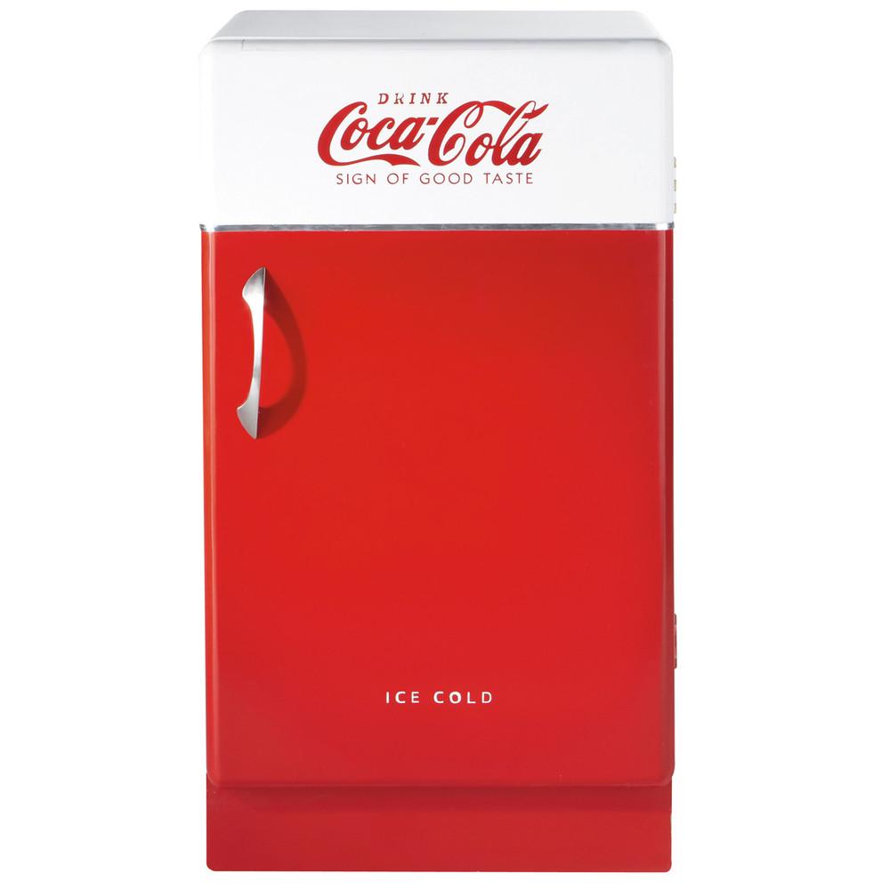 buffet en bois rouge l 50 cm coca cola maisons du monde. Black Bedroom Furniture Sets. Home Design Ideas