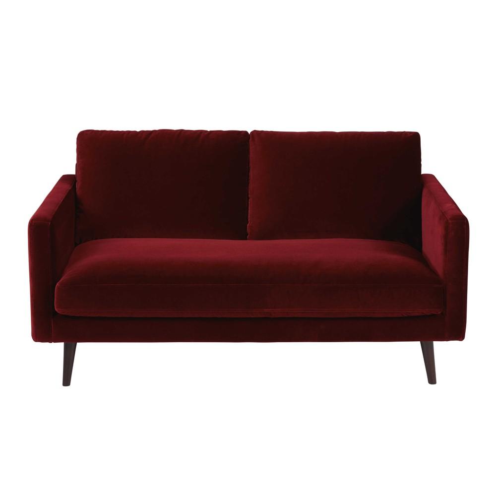 burgandy sofa burgundy sofa houzz thesofa. Black Bedroom Furniture Sets. Home Design Ideas