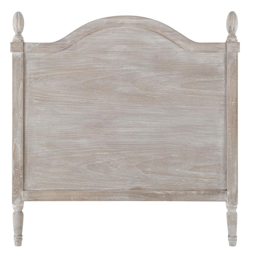 Cabecero de cama infantil 90 cm ang lique angelique for Cabecero cama 90 blanco