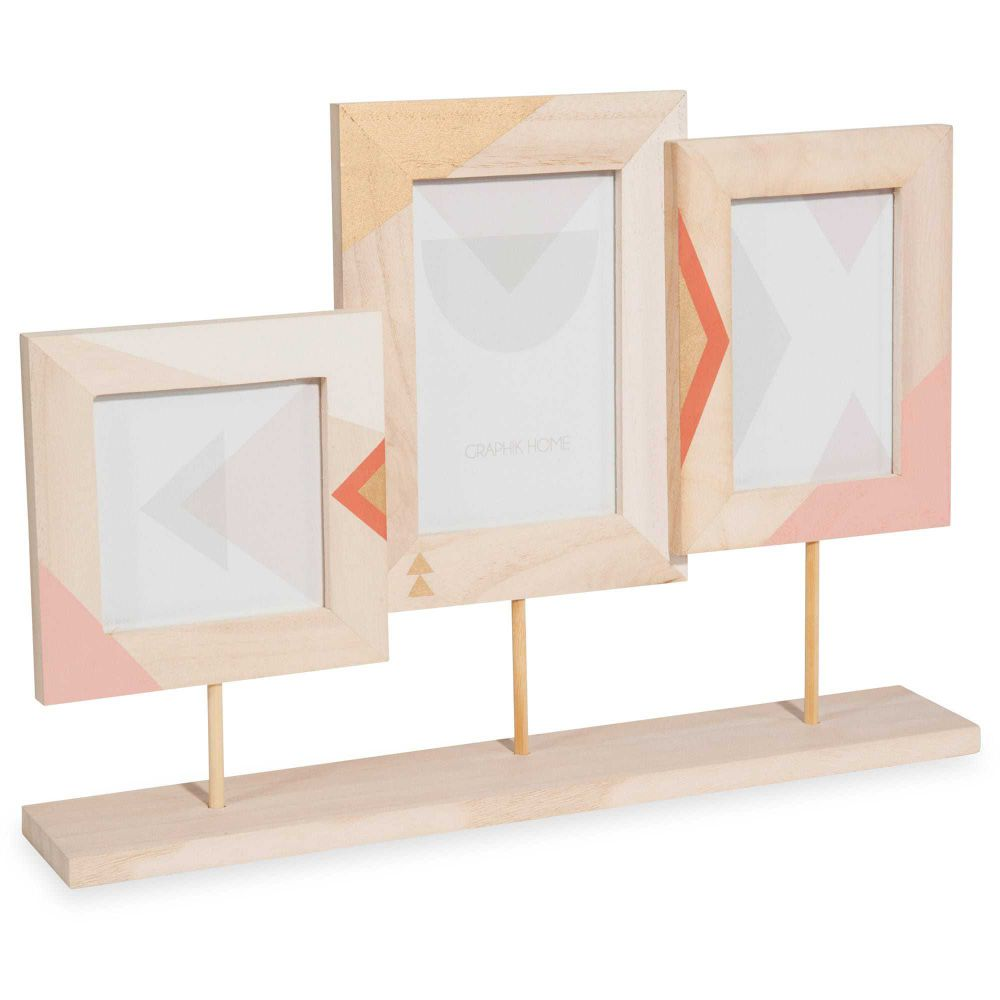 cadre photo poser 30 x 39 cm anja maisons du monde. Black Bedroom Furniture Sets. Home Design Ideas