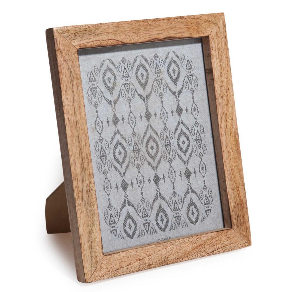 cadre photo en bois 13x18 cm sami maisons du monde. Black Bedroom Furniture Sets. Home Design Ideas