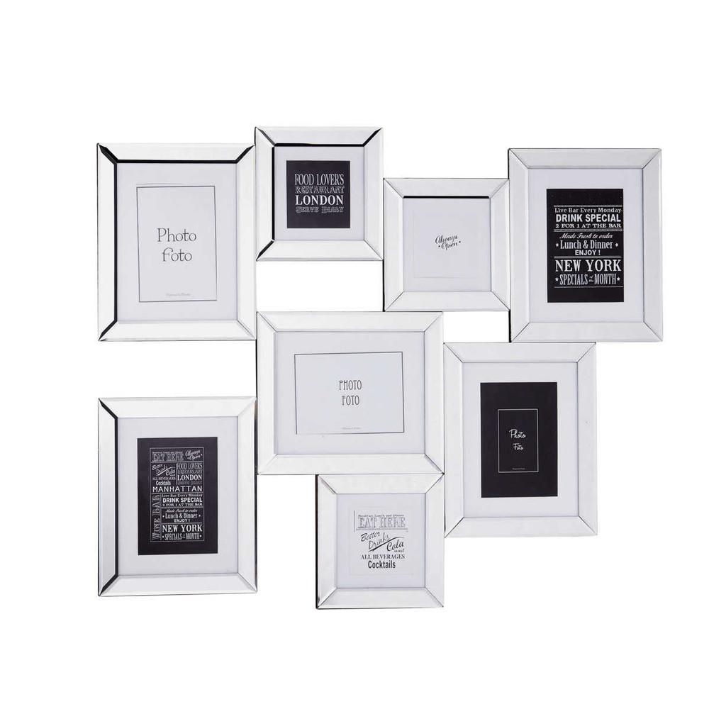 cadre photo multivues panama maisons du monde. Black Bedroom Furniture Sets. Home Design Ideas